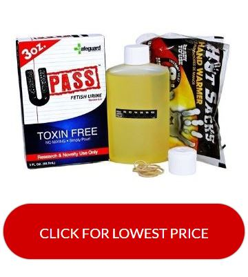 image of upass fake pee